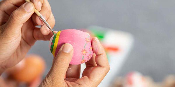 Eier-auspusten-Salmonellen-Gefahr