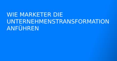 Unternehmenstransformation