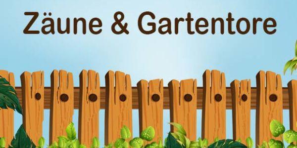 Zäune-und-Gartentore